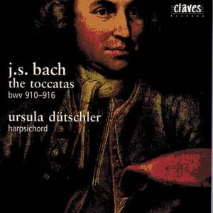 The Toccatas - Ursula Dutschler harpsichord