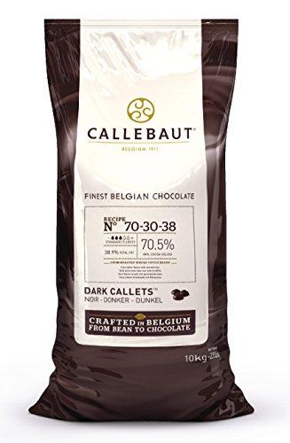 Callebaut 70 % di cioccolato fondente chip ( Callets ) 10kg