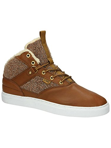 Herren Winterschuh Djinns Thomson Left Sports Winterschuhe Wheat