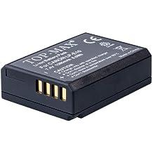 TOP-MAX® LP-E10 Reemplazo Batería Rercargable para EOS 1100D EOS 1200D 1300D