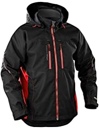 Blakläder 489019779955M Größe M Winter Jacke–Schwarz/Rot