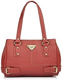 Fostelo Women's Nightingale Handbag (Maroon)