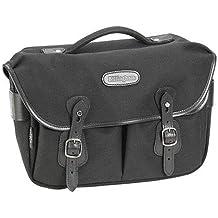 Billingham Hadley Pro - Bolsa para camaras y videocamaras, color Negro (Black Canvas/Black Leather)