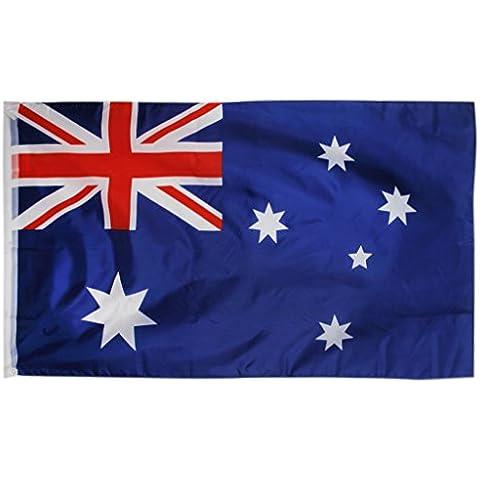Australia National Bandiera Oceania Australiani Grande Striscione Di 150 * 90cm / 5 * 3 Piedi