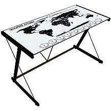 Amazon.it: scrivania vetro