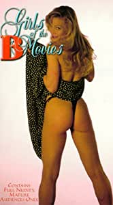 Girls of the B Movies [VHS] [Import USA]