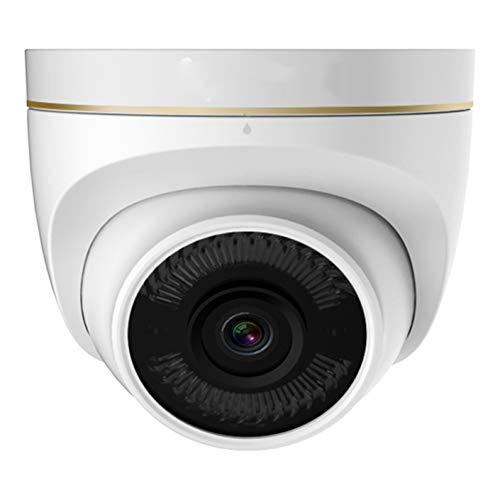 LIANGJING C4WI intelligente drahtlose Handyüberwachungskamera Hemisphäre Maschine Passagierflussstatistik Ton- und Lichtalarm intelligente Humanoidenerkennung,A