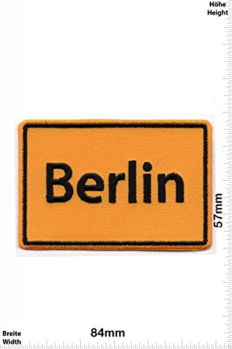 Parches   Berlin   City Shield  Países