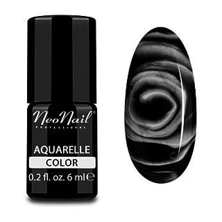 NEONAIL AQUARELLE UV GEL POLISH BLACK 5514-1