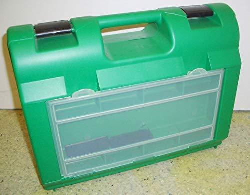 """Werkzeug und Maschinen Koffer, PVC,\""""DINO\"""", grün"""