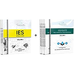 IES/GATE Hand Written Notes Mechanical Engineering + General Studies Complete Study material