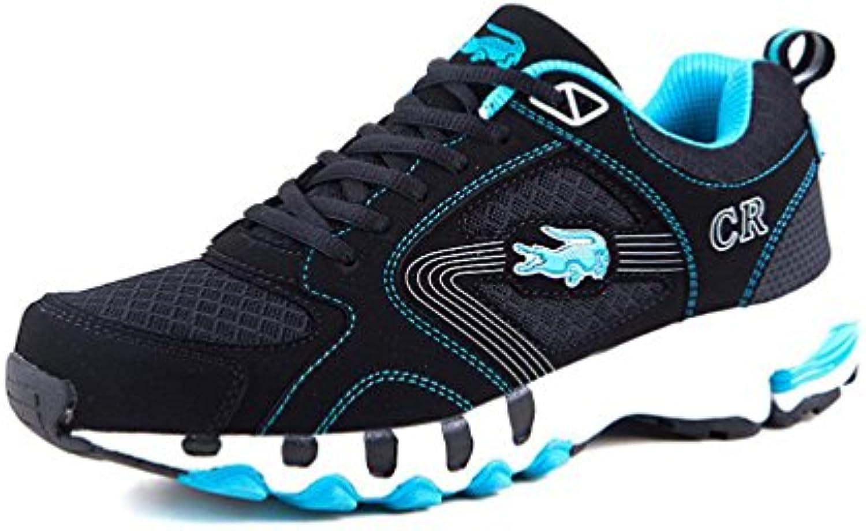 Zapatillas de Deporte para Hombre 2018 Primavera/Otoño Nuevo Transpirable/Confort/Amortiguación Hombres Zapatos  -