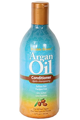 Double Sheen Argan Oil Après-shampoing Toner 355 ml