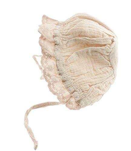 Glamour Girlz Baby Mädchen Weiche Sommer Bucket Hat Schleife und Krawatte UPS Neugeborene bis 6Monate