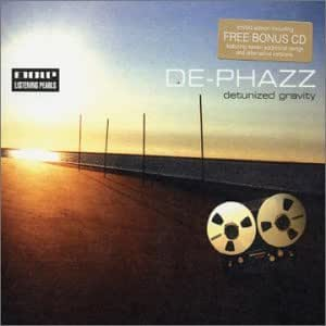 Detunized Gravity (Incl.Free Bonus CD)