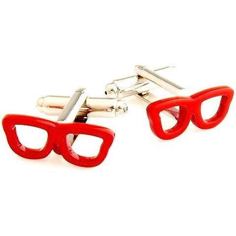 Occhiali da sole Wayfarers Gemelli Retro occhiali hipster + scatola e panno di pulizia