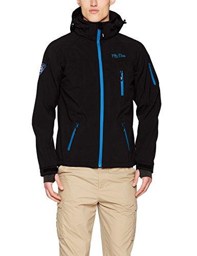 Fifty Five Herren Softshell Jacken Fifty Alert L-Five-Tex Membrane für Outdoor-Bekleidung