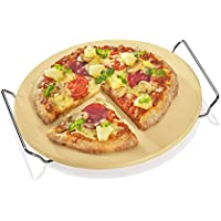 Berndes P502028 - Piedra para Pizza con Estante
