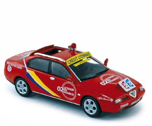 Norev - 790004 - Véhicule Miniature - Alfa Romeo 166 Direction de Course - TDF 2002 - Echelle - 1/43e