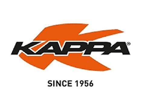 KAPPA LH200 Borsa da serbatoio magnetica per moto, Nero
