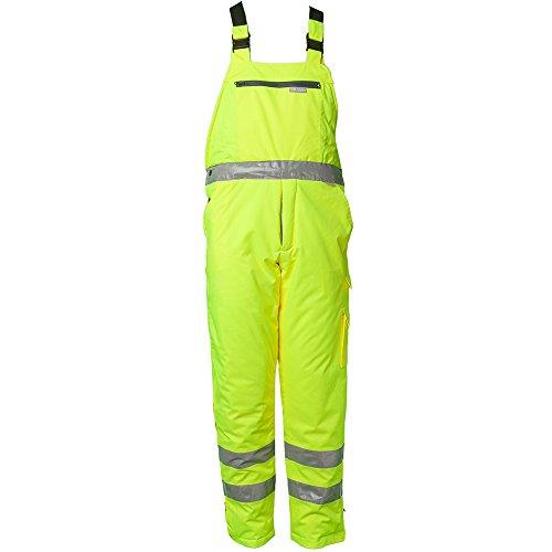 """Planam Winter Latzhose """"Warnschutz"""", Größe XXL in gelb, 1 Stück, 2060060"""