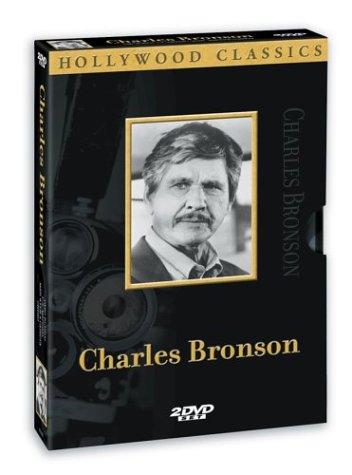 Charles Bronson Cabo Blanco/U.S. Marsha/Chino/Man With a Camera