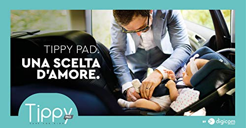 Digicom Tippy Baby car seat smart pad