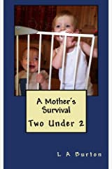 A Mother's Survival: Two Under 2: Volume 1 Paperback