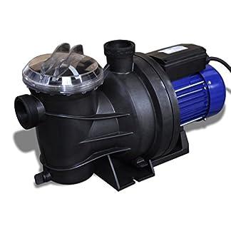 41A1IKxegML. SS324  - Bomba de Piscina Eléctrica 800W Azul