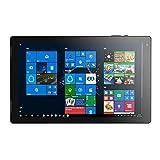 EZpad 7 Plus 2-in-1 11.6' FHD IPS Laptop 6GB DDR3L 128G 64GB eMMC+64GB SSD Windows 10 HDMI Tabletv (with Keyboard)(Sliver)