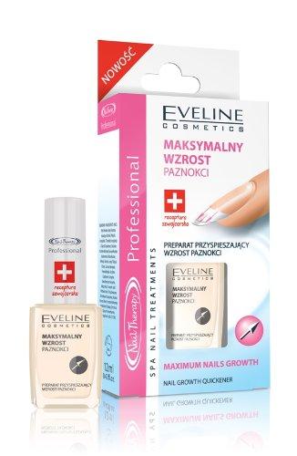 Eveline Cosmetics Nail Growth Quickener, 1er Pack (1 x 12 ml)