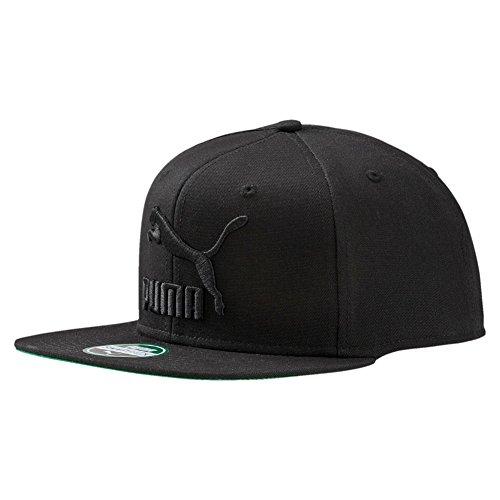 Puma-Ls-Colourblock-Snapback-black