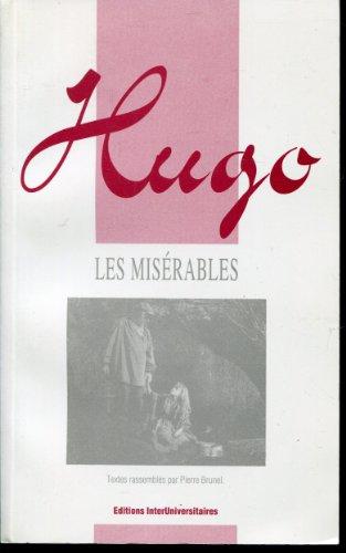 Victor Hugo ; Les Misérables (agrégation des lettres)