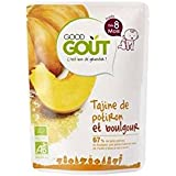 Good goût tajine de potiron et boulgour 190g - ( Prix Unitaire ) - Envoi Rapide Et Soignée