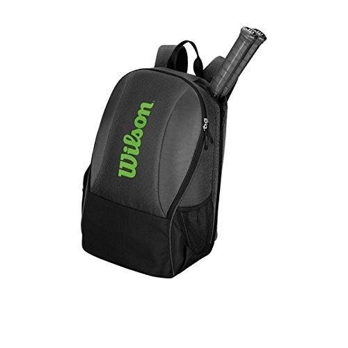 WILSON Tour Team Tennis-rücksack, grau, One Size -