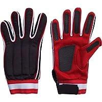 Monika Sports FotBlGlvs Football Gloves, Medium (Multicolor)