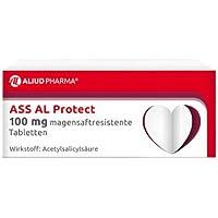 Ass Al Protect 100 Mg Magensaftres.tabletten 100 St preisvergleich bei billige-tabletten.eu