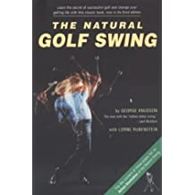 Natural Golf Swing by George Knudson (1989-04-22)