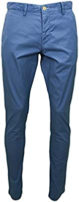Gant Men's Men's Blue Summer Chino Pants