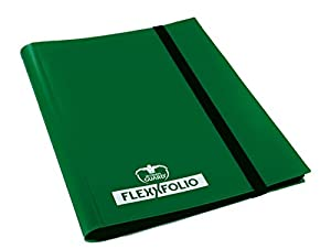Êltimo Guardia 9-Bolsillo FlexXfolio Verde Guardia último