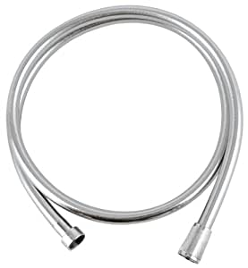 GROHE 27505000 Vitalioflex Silver 1500 Shower Hose