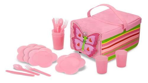 Bella Butterfly Picnic Set: Bella Butterfly Picnic Set