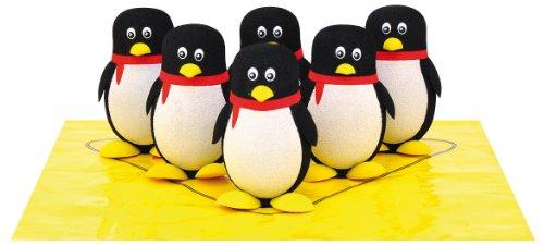 EDUPLAY 17020465,5x 16,5x 2,7cm Pinguin Bowling