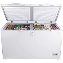 Godrej 500 L Deep Freezer (DpFrz GCHW535R2DHC Htop, White)