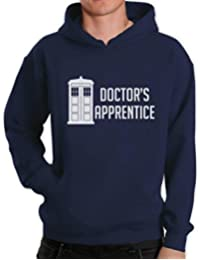 Dr's Apprentice Who Hoodie