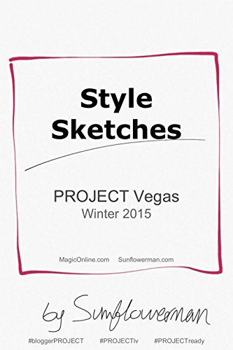 Style Sketchbook: iPad Drawing at PROJECT Show Las Vegas (English Edition)