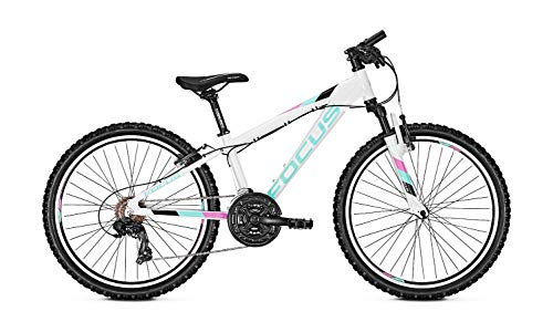 Focus Raven Rookie 20R Kinderfahrrad 2019 (26cm, White)