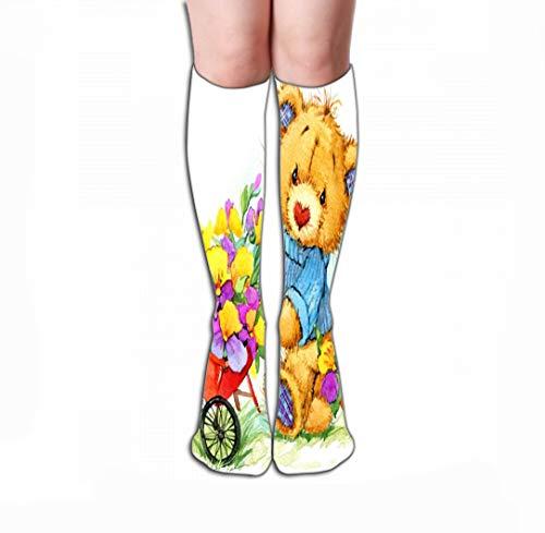 Xunulyn Hohe Socken High Socks 19.7