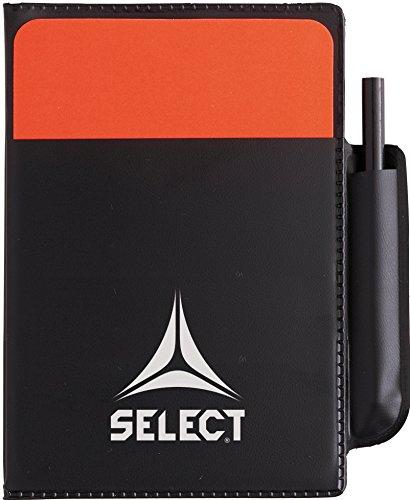Select Árbitro de Juego, One Size, Negro, 7280000111