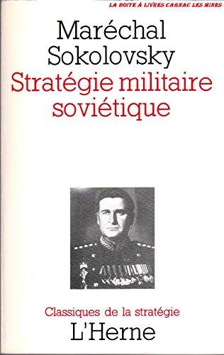 Stratégie militaire soviétique